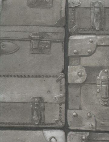 LUGGAGE GUNMETAL - LU01