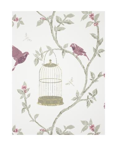 Birdcage walk el mundo del papel pintado - El mundo del papel pintado coruna ...
