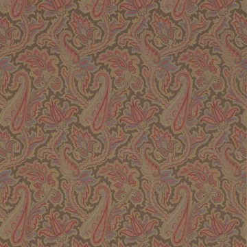 T1019_Chestnut WINCHESTER PAISLEY
