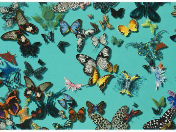 FCL025-04 BUTTERFLY PARADE - LAGON