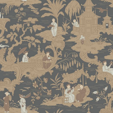Chinese Toile 100-8040