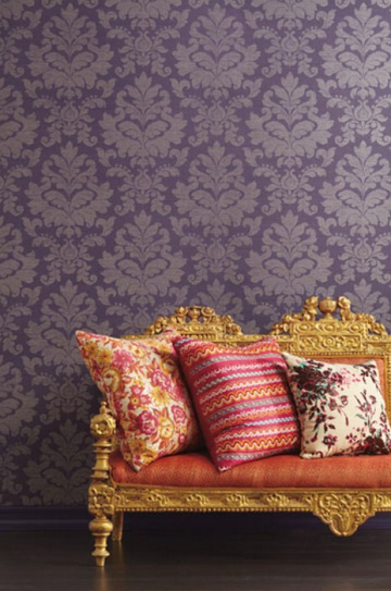 BB-SL-09 Silk Road Damask