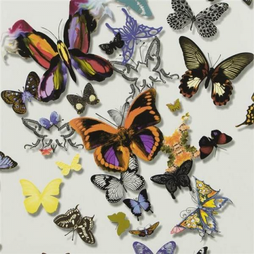 PCL008-01 BUTTERFLY PARADE - MULTICOLORE