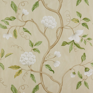 CFW7949-01 SNOW TREE Cream