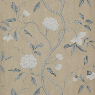 CFW7949-09 SNOW TREE Blue/Cream