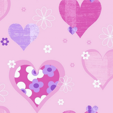 HAPPY HEARTS PINK 533701