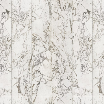 PHM-41A White Marble Tiles