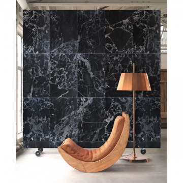 PHM-51A Marble Black Tiles