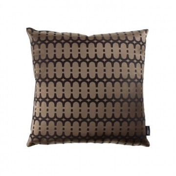 KDC5163-03 LOOPY-LINK-CUSHION-ESPRESSO