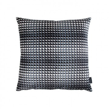 KDC5168-03 DOMINO-PYRAMID-CUSHION-MONOCHROME