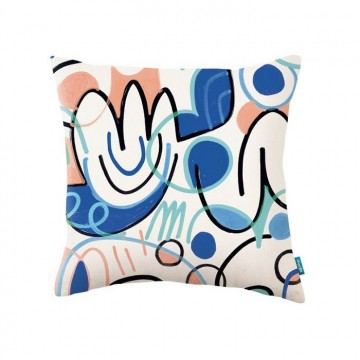 KDC5136-02 WOBBLEPOTAMUS-CUSHION-ICE-BOX