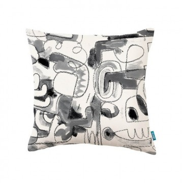 KDC5137-02 MALLOWLAND-CUSHION-NOIR