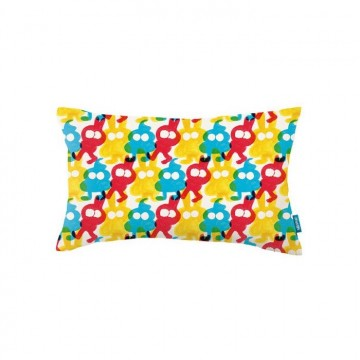 KDC5139-01 MINI-MILD-BEASTS-CUSHION-POPCORN