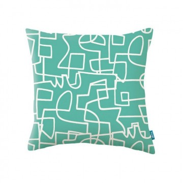 KDC5142-10 ZAG-ZIG-CUSHION-SPEARMINT
