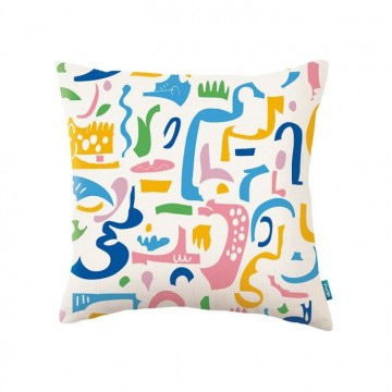 KDC5143-01 PAPER-MELODIES-CUSHION-JELLY-BEAN