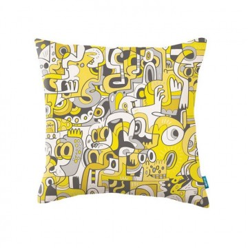 KDC5140-06 FROOTY-TOOTY-CUSHION-LEMON-CAKE
