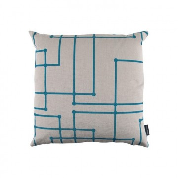 KDC5113-04 CONNECT-CUSHION-KINGFISHER