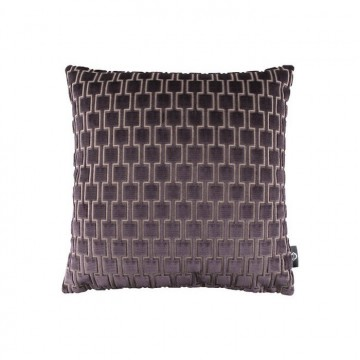 KDC5096-03 BAKERLOO-CUSHION-BLACKBERRY