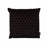 KDC5096-11 BAKERLOO-CUSHION-JET-BLACK
