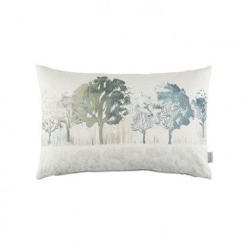 VNC3261/01 Treescape Cushion Indigo