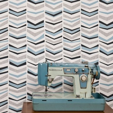 MISP1103 CHEVRON BLUEBIRD