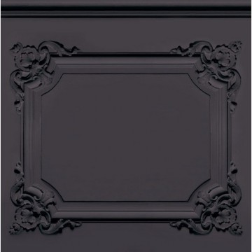 8888-302 BOISERIES-LOUIS-XV-GRISES-ANTHRACITE