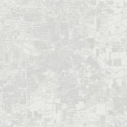 6800302 URBAN MAP WHITE
