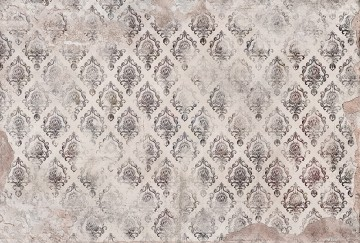 6800625 BROKEN DAMASK WINE