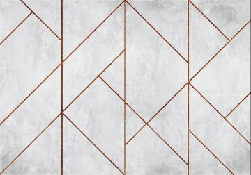 6800627 GOLDEN LINE WALL COPPER