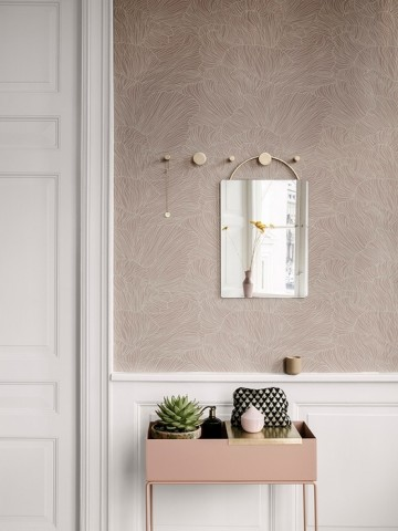 CORAL DUSTY ROSE BEIGE