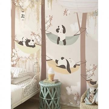 Slepping Pandas