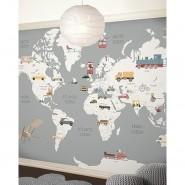 Transports World Map