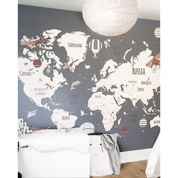 World Map Explorers II