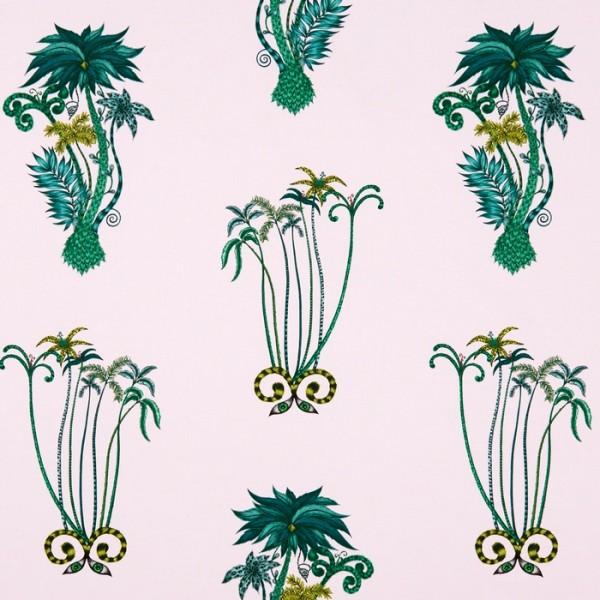 Jungle Palms Pink WP W0101-04