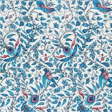 Rousseau Blue WP W0104-01