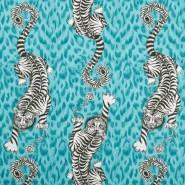 Tigris Teal F1114-04