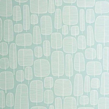MISP1229 LITTLE-TREES Eggshell-Blue
