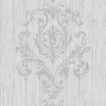 FC2204 WOOD PANEL DAMASK - MOTIFS