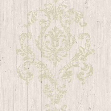 FC2205 WOOD PANEL DAMASK - MOTIFS