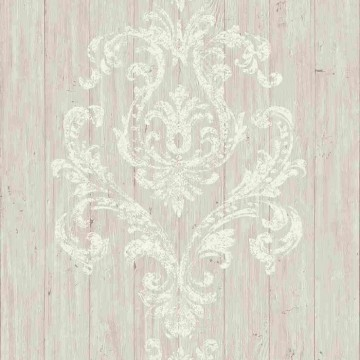 FC2206 WOOD PANEL DAMASK - MOTIFS