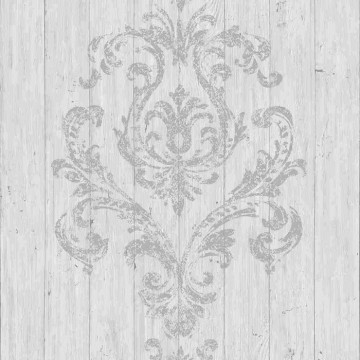 FC2207 WOOD PANEL DAMASK - MOTIFS