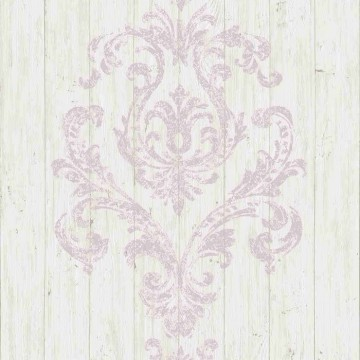 FC2208 WOOD PANEL DAMASK - MOTIFS