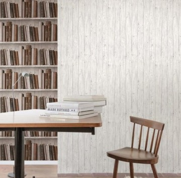 FC1004 WOOD WALL PLAIN - PLAIN