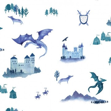 Castles and Dragons HH01401