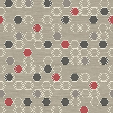 MG41001 HONEYCOMB GEOMETRIC