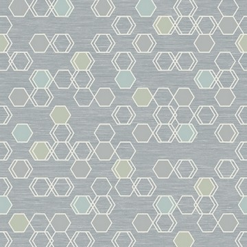 MG41002 HONEYCOMB GEOMETRIC