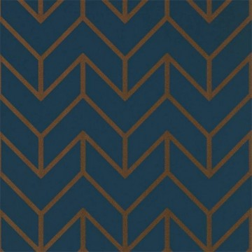 Tessellation Marine-Copper 111986