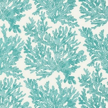 Marine Coral T10121 Turquoise