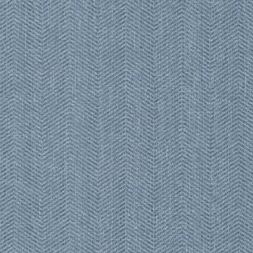 Roscoe Herringbone T72626 Slate Blue