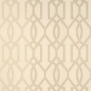 Downing Gate T10042 Pearl on Cream